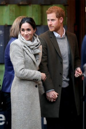 prince harry meghan markle valentines day