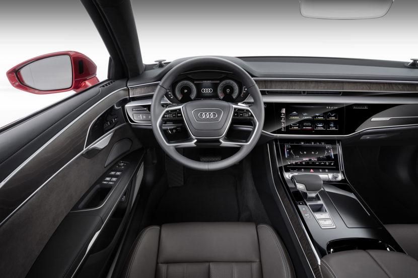 Audi A8 Self-Driving