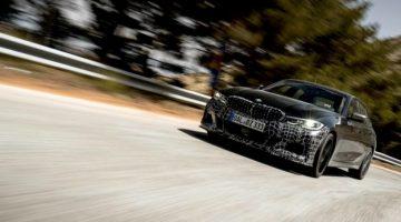 New ALPINA B3 Sedan G20 will debut at the Tokyo Motor Show