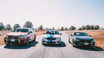 The Ultimate Track Day: BMW M5, M8, M340i, Z4 M40i, X4 M and MINI JCW