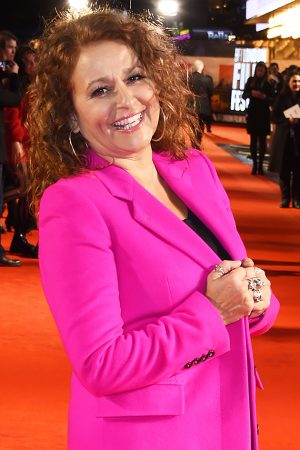 nadia sawalha body tape video