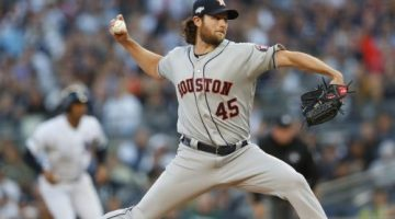 Free Agent Gerrit Cole Reaches a Major League Baseball Record Contract with New York Yankees
