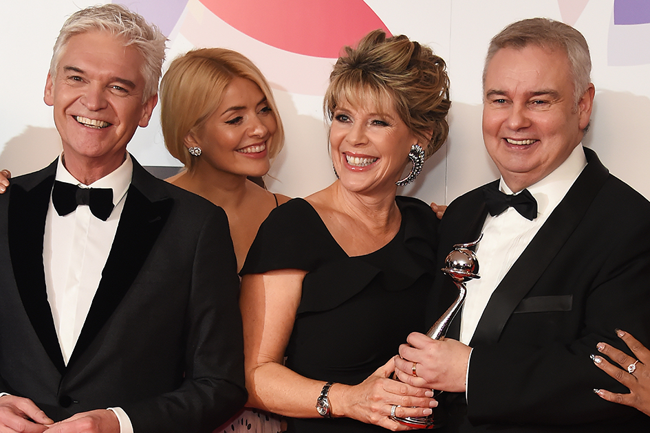 Phillip Schofield breaks silence alleged Ruth Langsford feud