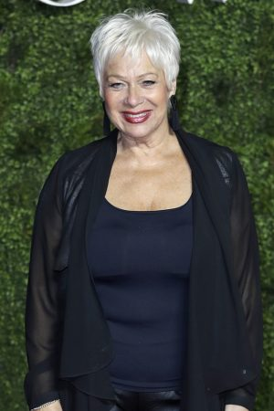 Denise Welch weight loss plunging swimsuit