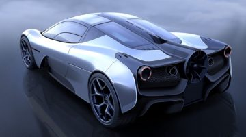 The GMA T.50 is the McLaren F1 Successor the we've been Waiting for