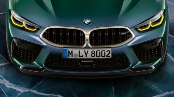 First 8 examples of the BMW M8 Gran Coupe First Edition are stunning