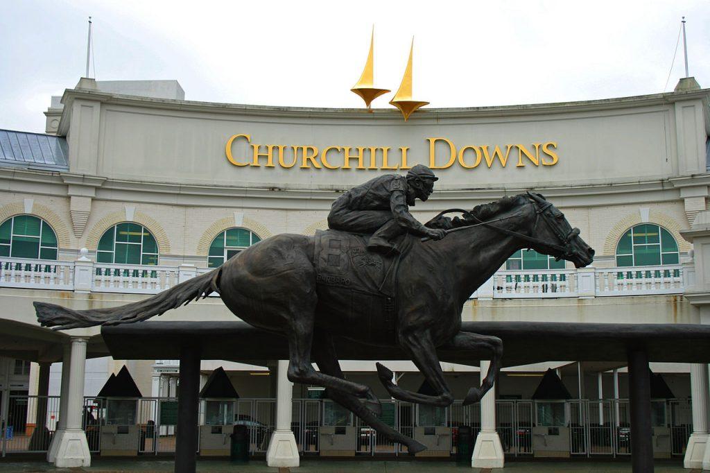 Churchill Downs Tennessee sports betting