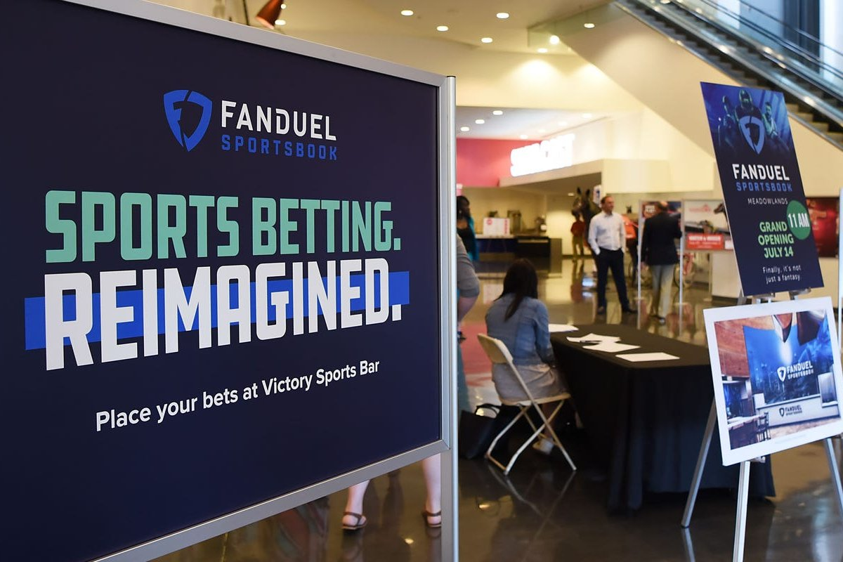 New Jersey sports betting sportsbook