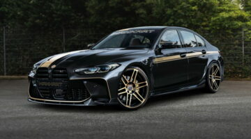 Manhart renders its own version of the new M3 and M4 models
