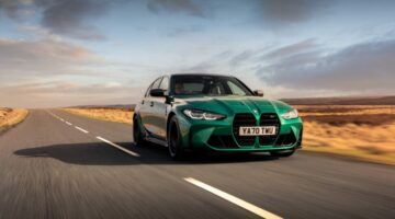 Video: 2021 BMW M3 Competition takes on Giulia QV on track