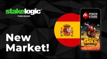 """Stakelogic agrees new """"breakthrough deal"""" with PokerStars for Spain debut"""