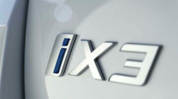 Revealed: BMW iX3 Facelift electric crossover refreshes its design