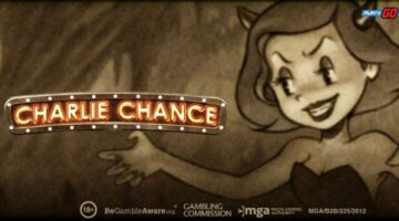 Play'n GO releases new Charlie Chance online slot game