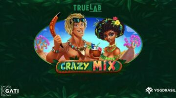 TrueLab mixes fruity cocktails Aussie-style in fourth YG Masters effort: Crazy Mix