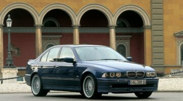 Take a Visual Trip Through ALPINA History with Top Gear Gallery