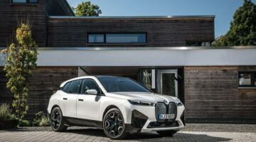 2022 BMW iX xDrive50 – 0-60 acceleration time, curb weight and payload